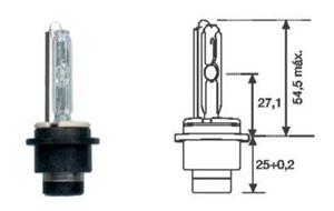 Xenon-lampe, Universal