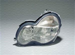 Headlight, Left