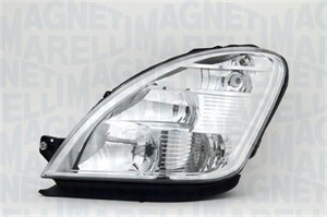 Headlight, Left