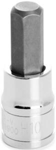 "3/8"" Insexhylsa - 10mm, Universal"