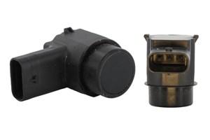 Sensor, parkeringshjälp, Fram, Sidoinstallation