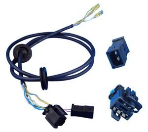 Reparasjonssett, kabelsett, Kjøretøy bakdør, Venstre