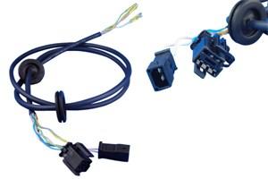 Rep.sæt, kabelsæt, Køretøjets bagklap, Venstre