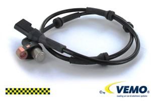 Sensor, hjulturtall, Framaksel