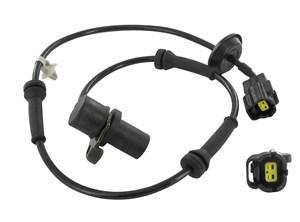ABS-givare, Sensor, hjulvarvtal, Framaxel, Vänster fram, Vänster