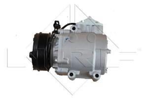 Compressor, air conditioner