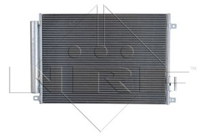 Condenser, air conditioner