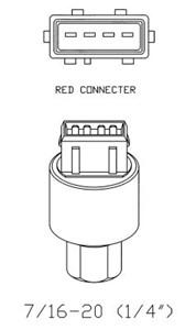 Pressure Switch, air conditioner