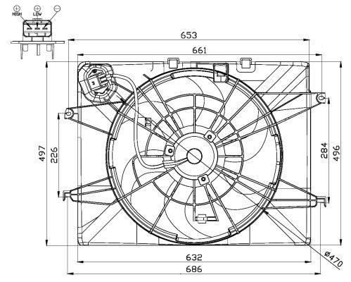 2007 Rav4 Windshield Washer Motor