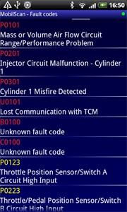 Wifi OBD2, felsökningsverktyg för Apple, Universal