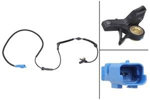 Sensor, hjulturtall, Framaksel, Framaksel høyre, Framaksel venstre
