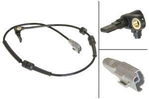 Sensor, hjulturtall, Framaksel, Framaksel venstre, Venstre