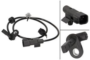 ABS-givare, Sensor, hjulvarvtal, Bakaxel, Bak, höger eller vänster
