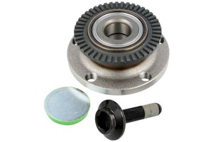 Wheel Bearing Kit, Rear axle, Right or left
