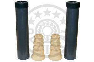 Dust Cover Kit, shock absorber, Rear axle, Left and right