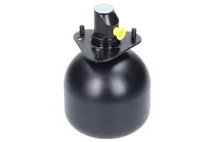 Trykkakkumulator, fjæring / demping, Bak, Høyre eller venstre