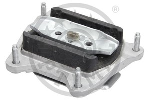 Mounting, manual transmission support, Rear