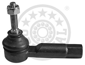 Tie Rod End, Front axle, Outer, Left or right