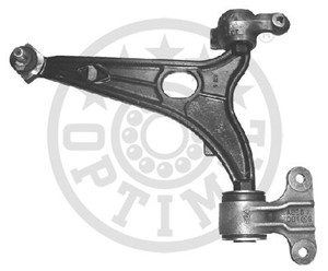 Track Control Arm, Front axle, Left