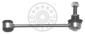 Rod/Strut, stabiliser, Rear axle