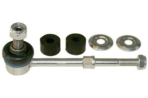 Rod/Strut, stabiliser, Front axle, Left or right