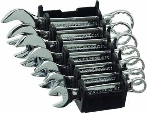 Blocknycklar/korta/tum 7 delar, Universal