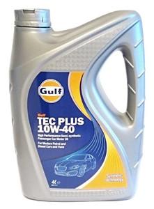 Bildel: Motorolja TEC Plus 10W-40, Universal