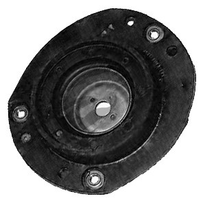 Suspension Strut Support Bearing, Front axle right, Right front