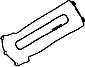 Tiivistesarja, venttiilikoppa, Vasen