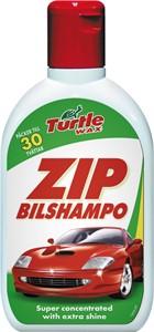 Zip Bilschampo, 0,5 liter, Universal