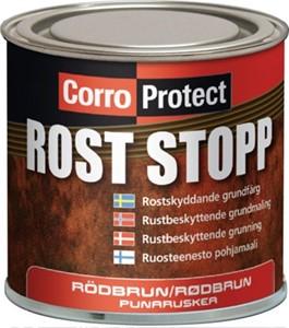 Rost Stopp grundfärg rödbrun burk  250 ml, Universal