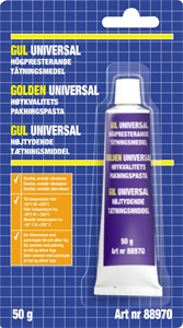 Tätning Gul 50 g, Universal