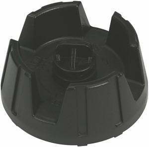 Bränslelock med ventilation