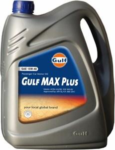 Gulf MAX Plus 15W-40, Universal