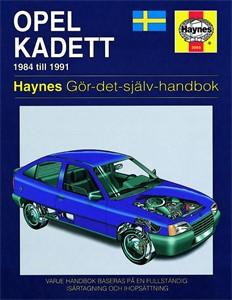Haynes Reparationshandbok, Opel Kadett, Universal