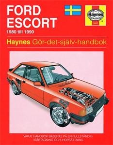 Haynes Reparationshandbok, Ford Escort, Universal