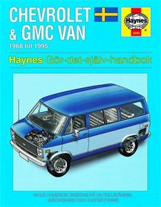 Haynes Reparationshandbok, Chevrolet & GMC Van, Universal