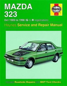 Haynes Reparationshandbok, Mazda 323, Universal