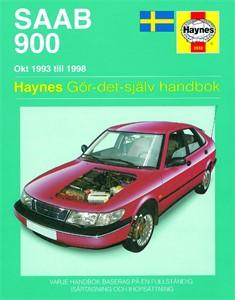 Haynes Reparationshandbok, Saab 900, Universal