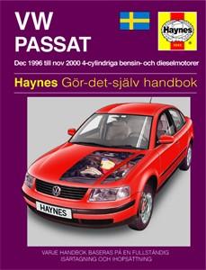 Haynes Reparasjonshåndbok, VW Passat, Universal