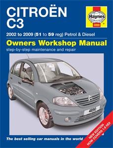 Haynes Reparationshandbok, Citroën C3 Petrol & Diesel, Universal