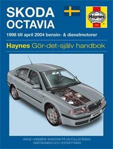 Haynes Reparationshandbok, Skoda Octavia, Universal