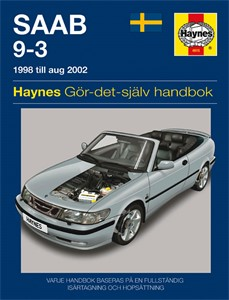 Haynes Reparationshandbok, Saab 9-3, Universal