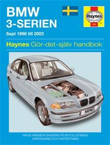 Haynes Reparationshandbok, BMW 3-Serie bensin, Universal