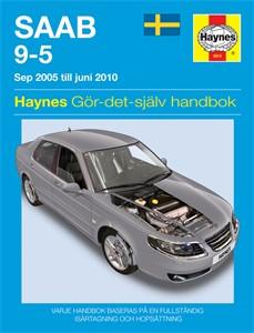 Haynes Reparationshandbok, Saab 9-5, Universal