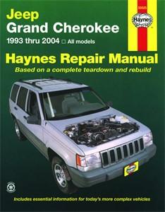 Haynes Reparationshandbok, Jeep Grand Cherokee, Universal