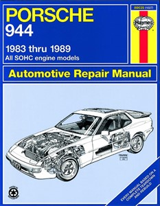Haynes Reparationshandbok, Porsche 944, Universal