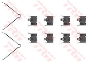 Monteringssats, Bakaxel, Bak, höger eller vänster