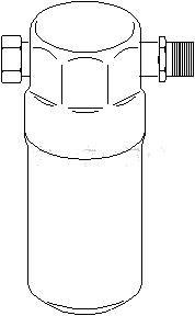 Reservdel:Audi 80 Torkfilter