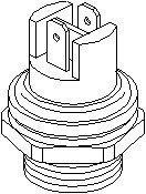Reservdel:Citroen Ax 11 Temperaturswitch, kylarfläkt
